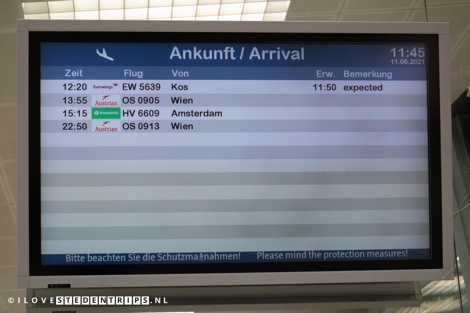 Innsbruck Airport Transavia