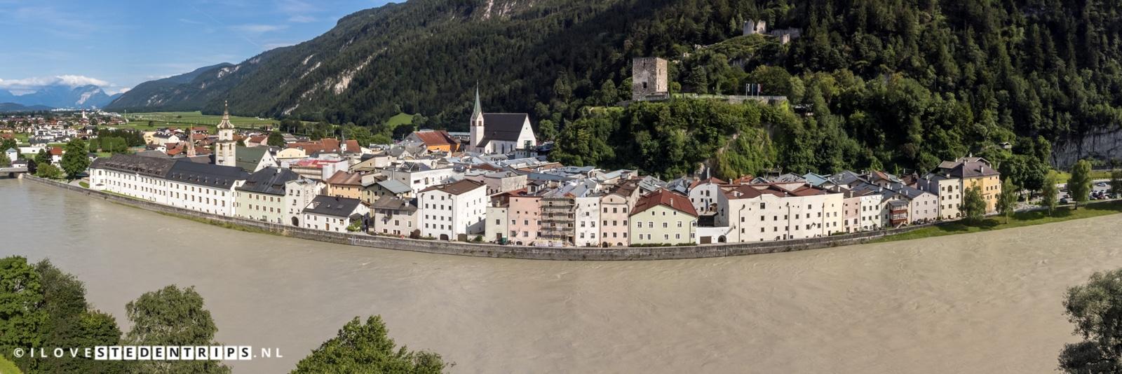 Rattenberg Oostenrijk in Tirol
