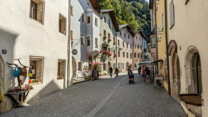 Rattenberg Oostenrijk