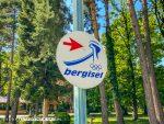 Wegwijzer Bergiselschans Innsbruck